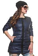Куртки из ткани Лакэ