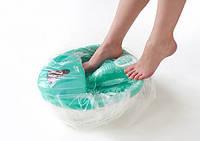 Чехол на педикюрную ванночку 50 шт по 1,3 грн .диаметр  140*100см