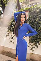 Теплое платье из ангоры 3 цвета