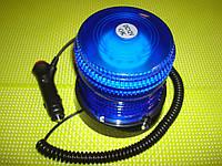 Проблесковый маячок синий 12в на диодах