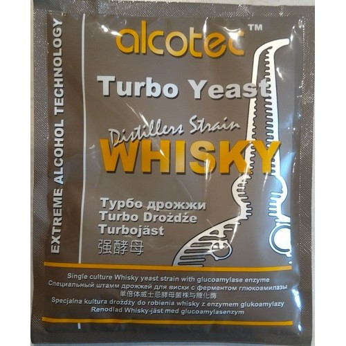 Distillers Whisky Turbo