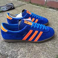 Кроссовки мужские замшевые Adidas Dublin