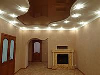 Многоуровневые натяжные потолки Приватный Курорт в Харькове