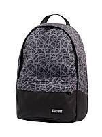 Рюкзак школьный молодежный Urban Planet 25L Scratch Graffit