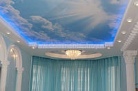 Потолок небо в Харькове
