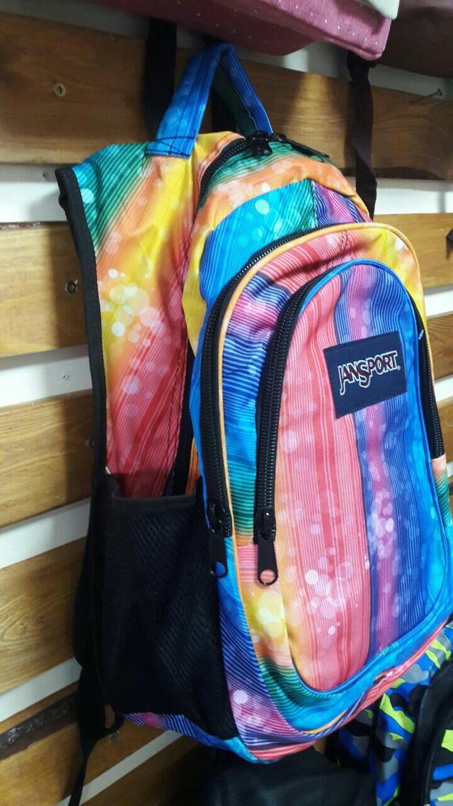 Женский школьный рюкзак