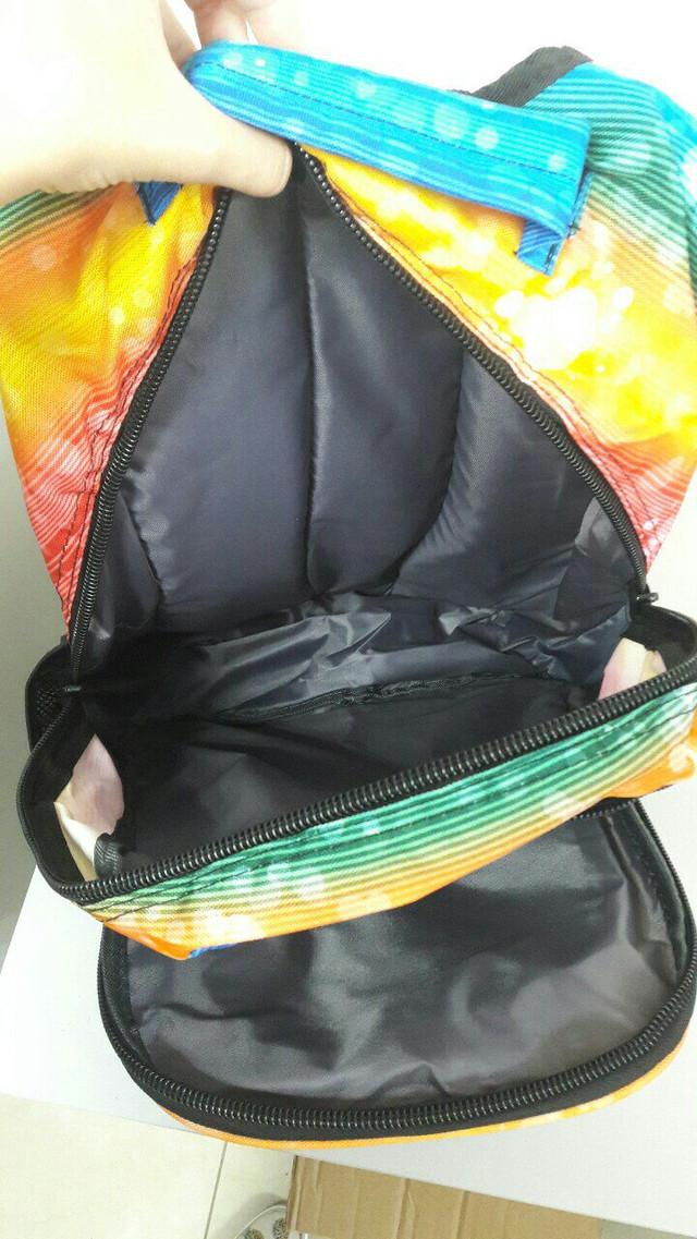 Женский рюкзак для школы