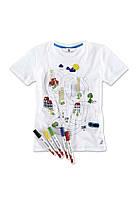 Детская футболка BMW i Interactive , размеры 104/116/128