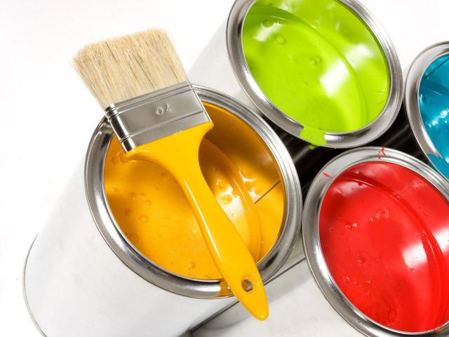 Какой краской покрасить стены в доме?