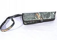 Патронташ-подсумок на 24 патрона камуфляж   арт. 8081