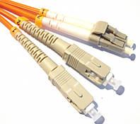 Оптический патч-корд digitus sc/upc-sc/upc,50/125,om3,duplex,5m