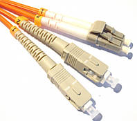 Оптический патч-корд digitus sc/upc-sc/upc,50/125,om3,duplex,10m