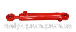 Гидроцилиндр рулевой ЮМЗ (Д-65) ГЦ-50.25.210.000.25 (с пальцами)