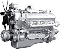 Капитальный ремонт двигателя ЯМЗ-238