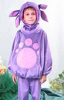 Продажа детского карнавального костюма для мальчика - лунтик, фото 1