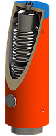 Теплоаккумулирующая емкость  ТАЕ-Б-Ч2 1200, фото 1