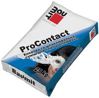 Смесь цементная BAUMIT PRO CONTACT клеяще-армирующая для ППС, МВ, 25кг