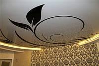 Потолок Фотопечать на полотне