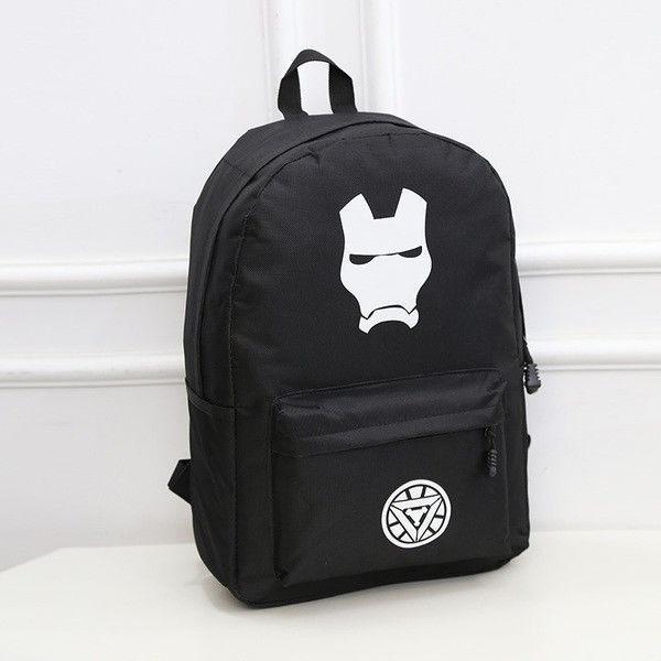 """Модный рюкзак """"Железный человек"""""""