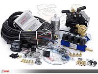 Комплект ГБО AC STAG 4 Plus R01 AC W01 150 л. с. пропан