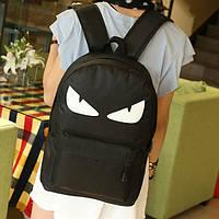 Молодежный рюкзак со светящимися глазами