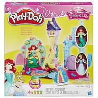 Пластилин Плей-До Замок принцесс B1859 Play-Doh Royal Palace Featuring Disney Princess