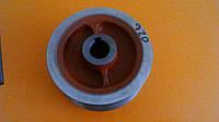Шків малий 4 ручья роторної косарки Wirax 1,65 8245-036-010-250, 5036010250, фото 1