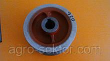 Шків малий 4 ручья роторної косарки Wirax 1,65 8245-036-010-250, 5036010250