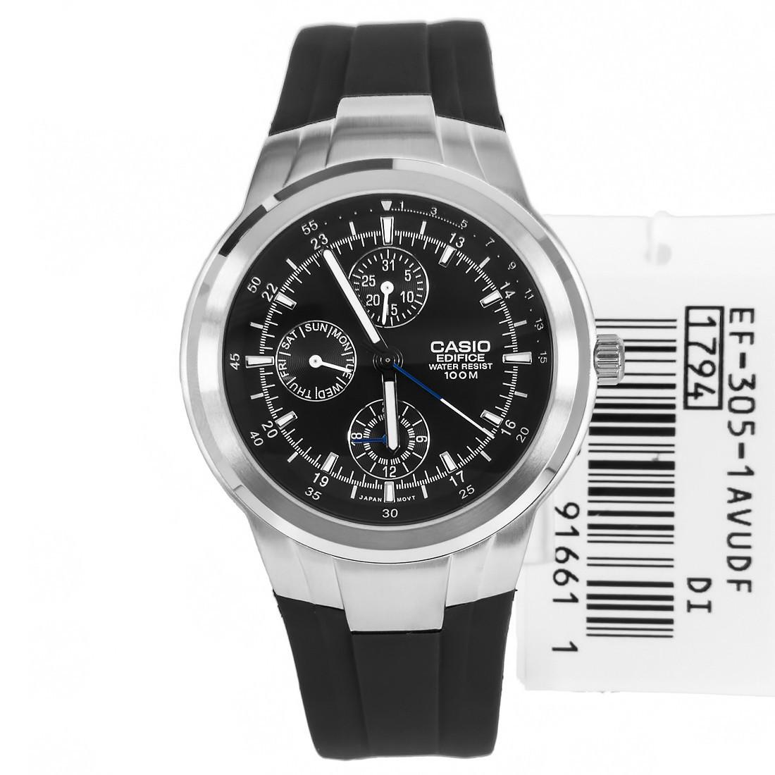Часы CASIO Edifice EF-305-1A