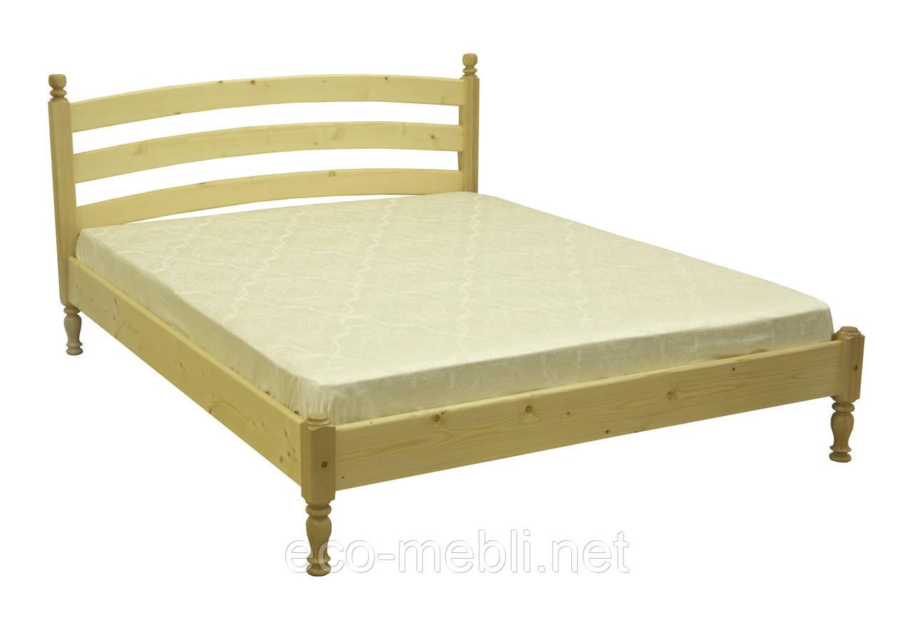 Двоспальне ліжко Л-204 (ЛК-104) Скіф