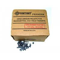 Пули Crosman Field Target Premier Pellet 0.68 г 1250 шт