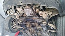 Защита двигателя Volkswagen Passat B5 1996-2005 (Фольксваген Пассат Б5), фото 3