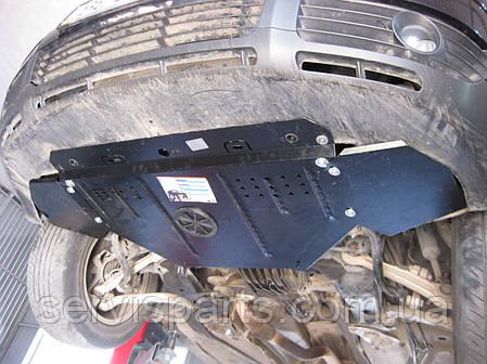 Защита двигателя Volkswagen Passat B5 1996-2005 (Фольксваген Пассат Б5), фото 2