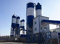 Бетонный завод контейнерного типа HZS