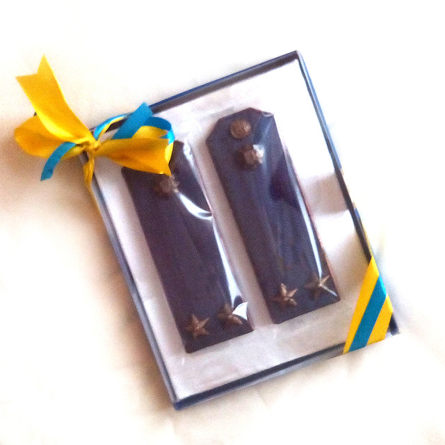 Шоколадные подарки мужчине