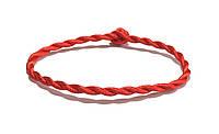 Женский браслет красная нить
