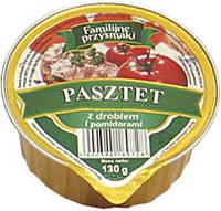 Паштет куриный с помидором 130 гр