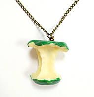 Подвеска Зеленое яблоко