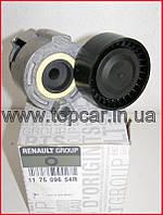 Натяжной ролик паса генератора Renault Kango I 1.5DCi 05- c AC  RENAULT ОРИГИНАЛ 117509654R