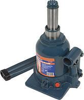 Домкрат гидравлический бутылочный 2 поршня 4т (160-390мм) Miol 80-087