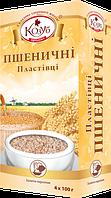 Хлопья Пшеничные, ТМ Козуб Продукт, 400 г