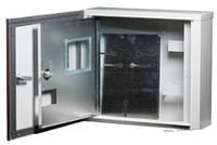Шкаф навесной универсальный под 1ф или 3ф счётчик ЯУР-У4 400х370х136  IP54
