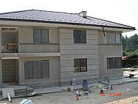 Утепление фасадов домов теплоизоляционными смесями