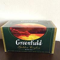 Чай Greenfield Golden Ceylon 25 пак., фото 1
