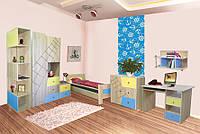 Комната для мальчика подростка Юнга