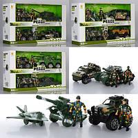 Игровой набор Военной техники DH543-008-012