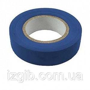 Изоляционная лента RIGHT HAUSEN 9м синяя HN-051014 - iZgiB.com.ua интернет-магазин инструмента в Днепре