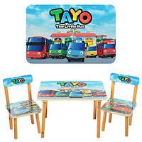 Детский столик со стульчиками 501-21