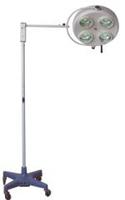 Светильник хирургический YD01-4 четырехрефлекторный передвижной, Светильник операционный YD01-4