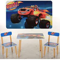 Детский столик со стульчиками 501-35